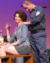 Barbara and Roy Rains