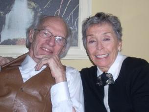 Dee Maaske and Paul Rowland