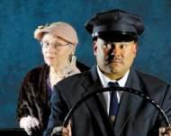 Shirley Patton and Steven Dominguez