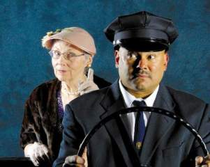 Shirley Patton and Steven Dominguez