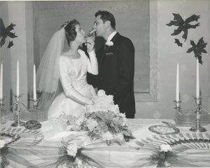 Shirley and Bill Patton