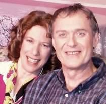 Judith Rosen and Don Matthews